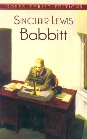 Cover of Babbitt by Sinclair Lewis